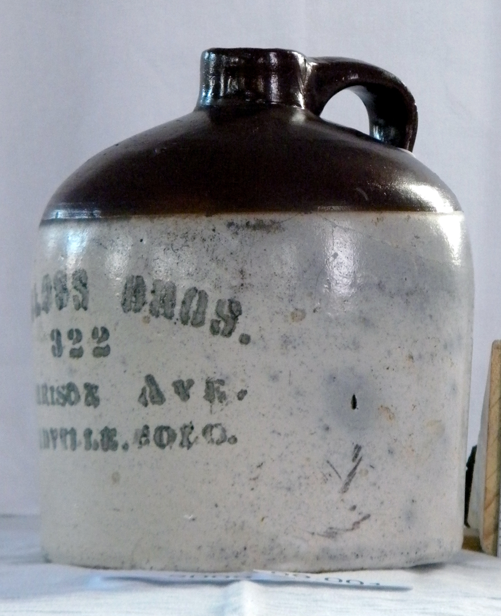 Whiskey Jug