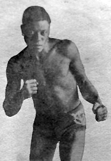"Kyle Whitney, a.k.a ""The Black Demon"", fought 53 professional fights between 1905 and 1925 while compiling a 30-11-11 record."
