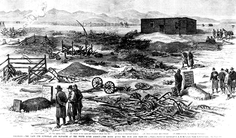 Meeker Massacre Site