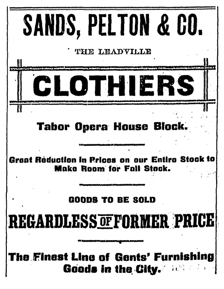 Leadville Daily Herald, September 30, 1882. Page 4.